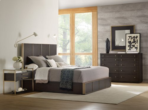 Bedroom Curata California King Low Bed