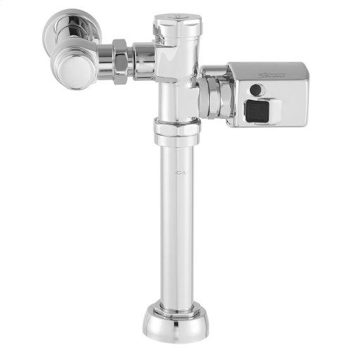 Sensor- Operated Toilet Flush Valve - 1.28 GPF  American Standard - Polished Chrome
