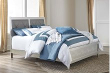 Olivet - Silver 2 Piece Bed Set (Queen)