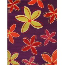Terra Daisy Purple Design 1483-8208