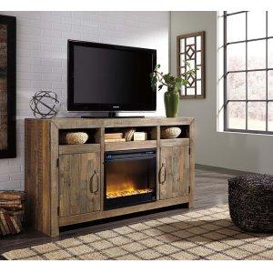 Ashley Furniture Sommerford - Brown 2 Piece Entertainment Set