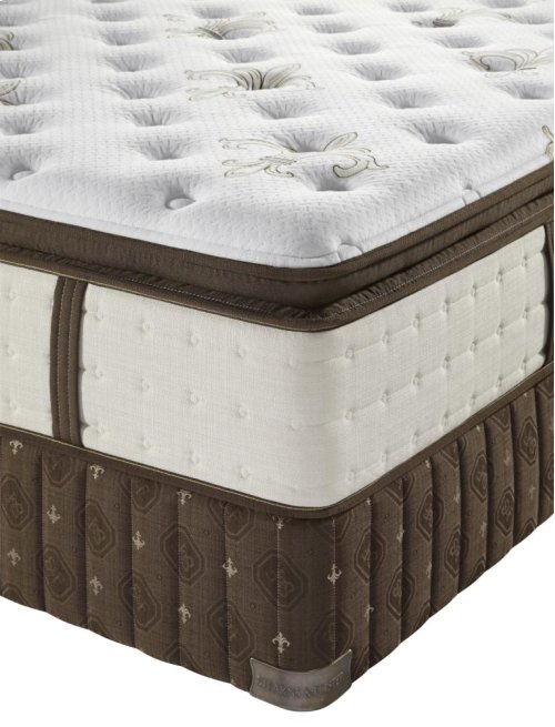 Signature Collection - C2 - Luxury Plush - Euro Pillow Top - King