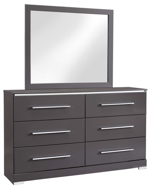 Steelson - Gray 2 Piece Bedroom Set