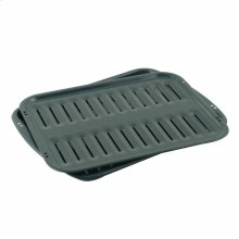 Porcelain Broiler Pan & Grid - Other