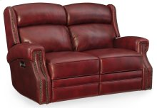 Living Room Carlisle Power Motion Loveseat w/Pwr Headrest