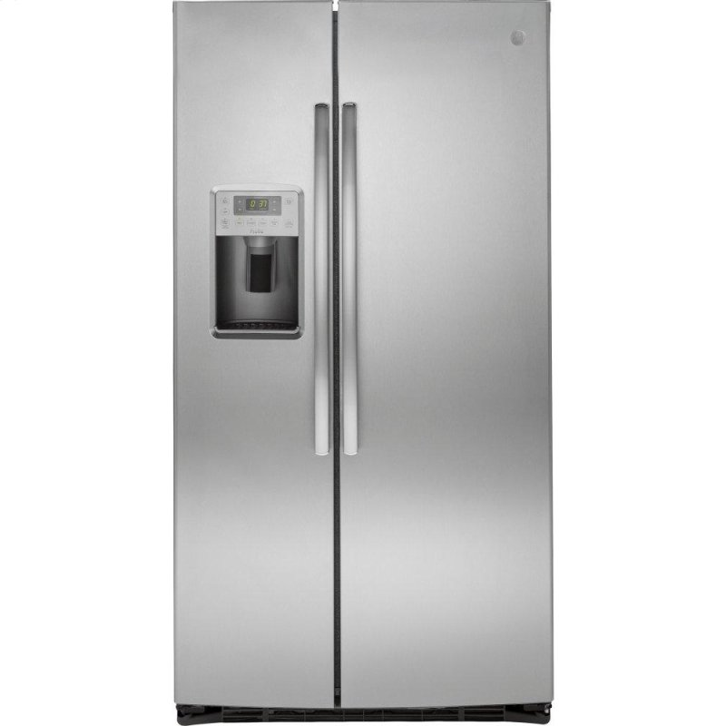 Series ENERGY STAR® 25.3 Cu. Ft. Side-by-Side Refrigerator