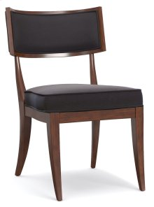 Dining Room Upholstered Klismos Chair