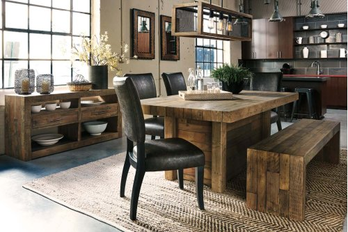Sommerford - Brown Set Of 2 Dining Room Chairs