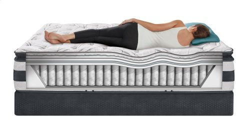 iComfort - Hybrid - Observer - Super Pillow Top - Full XL