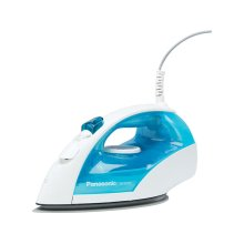 Steam/Dry Iron with Titanium, Non-Stick Coated Curved Soleplate NI-E200T