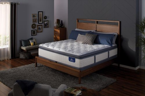 Perfect Sleeper - Elite - Trelleburg - Super Pillow Top - Plush - Full