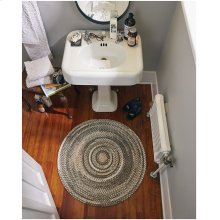 New Homestead Marble Braided Rugs