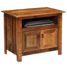 Barnwood Television Stand - Hickory Legs Product Image