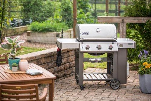 GENESIS II S-310 Gas Grill Stainless Steel LP
