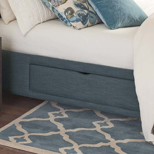 Custom Uph Beds Florence Cal King Clipped Corner Bed