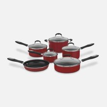Advantage® Nonstick Cookware 11 Piece Advantage® Nonstick Cookware Set