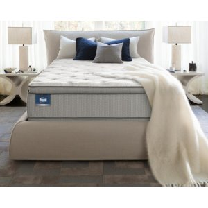 SimmonsBeautySleep - Erica - Plush - Pillow Top - Cal King