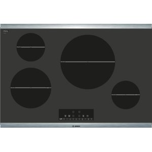 BoschSerie  6 800 Series - Black With Stainless Steel Frame Nit8066suc Nit8066suc