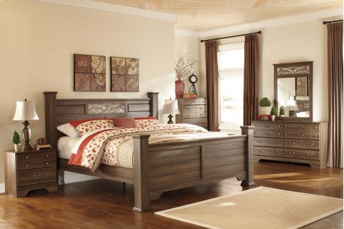 Ashley 4-piece Queen Sleigh Bedroom Group