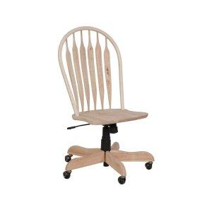 JOHN THOMAS FURNITUREDeluxe Steambent Windsor Desk Chair