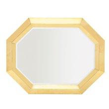 Soho Luxe Metal Mirror