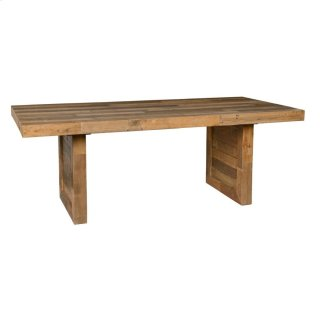 "Omni Dining Table 82"" Natural"