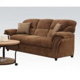 Chenille Sofa W/2 Pillows Product Image
