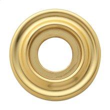 Lifetime Polished Brass 5002 Estate Rose