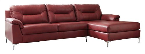 Tensas - Crimson 2 Piece Sectional