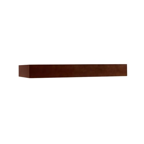 "Adina 36"" Wall Mount Bathroom Vanity Base Cabinet in Dark Cherry"