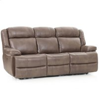 Dual Power Reclining Sofa Product Image