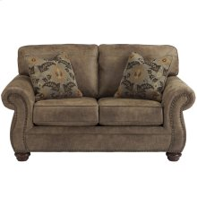 Signature Design by Ashley Larkinhurst Loveseat in Earth Faux Leather