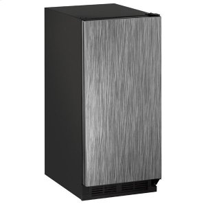 "U-LineClr1215 15"" Clear Ice Machine With Integrated Solid Finish, No (115 V/60 Hz Volts /60 Hz Hz)"