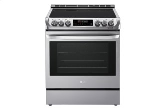 6.3 Cu. Ft. Electric Slide-in Range With Probake Convection and Easyclean™