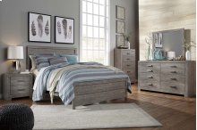 Culverbach - Gray Bedroom Set