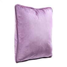 Velvet Pillow Purple