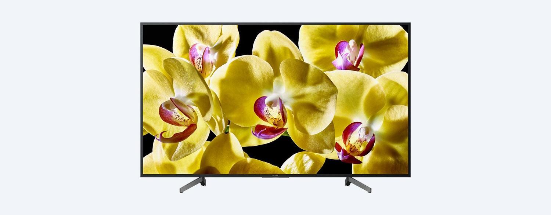 SonyX800g  Led  4k Ultra Hd  High Dynamic Range (Hdr)  Smart Tv