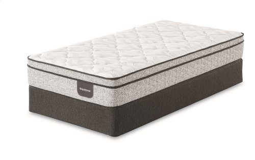 Sleep Retreat - Pearl Beach - Plush - Euro Top - Cal King
