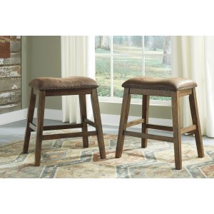 Ashley FurnitureSIGNATURE DESIGN BY ASHLEYUpholstered Stool (2/CN)