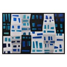 Gaudi City - Blue
