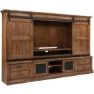 Taos Four Piece Wall Unit Product Image