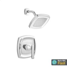 Edgemere Water-Saving Shower Only Trim with Pressure Balance Cartridge  American Standard - Polished Chrome