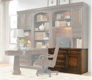 Home Office European Renaissance II Computer Credenza Desk Product Image
