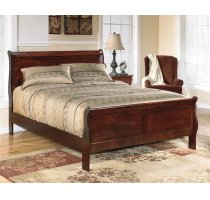 Alisdair - Dark Brown 2 Piece Bed Set (Queen) Product Image