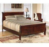 Alisdair - Dark Brown 2 Piece Bed Set (Queen) Product Image