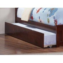 Urban Trundle Bed Twin/Full in Walnut