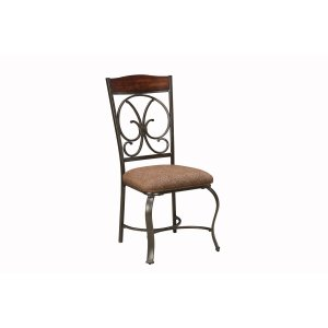 Ashley Furniture Glambrey - Brown Set Of 4 Dining Room Chairs