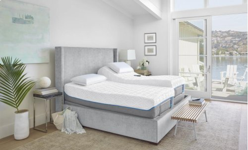 TEMPUR-Cloud Collection - TEMPUR-Cloud Luxe Breeze 2.0 - Twin