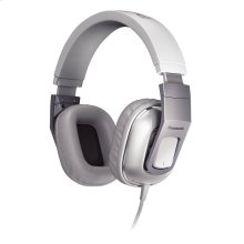 Over-the-Ear Headphones with Travel Pouch RP-HT480C-W - White