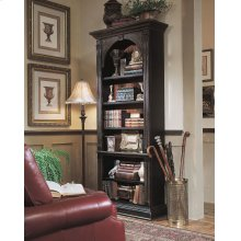 Home Office Black Bookcase